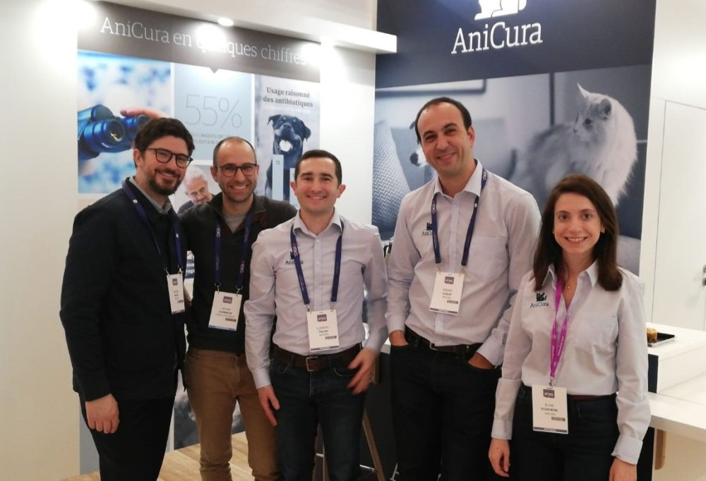 AFVAC 2019 à Lyon Stand AniCura