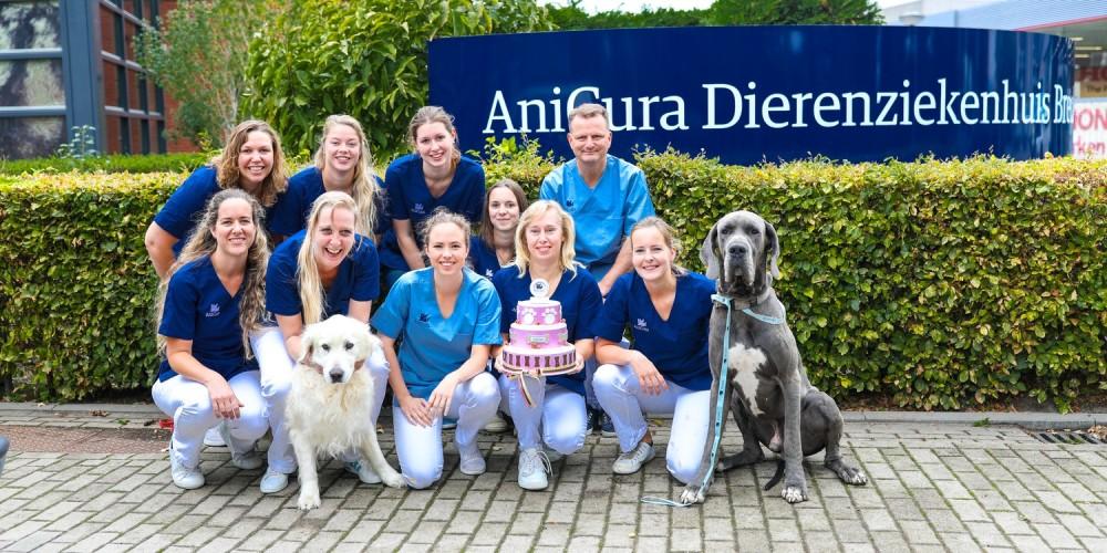 team AniCura Dierenziekenhuis Breda