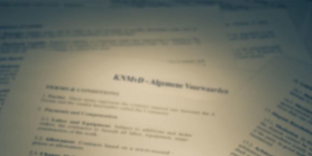 KNMvD Algemene Voorwaarden AniCura
