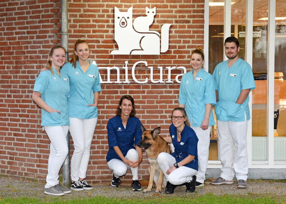 Onze dierenartsen en assistentes