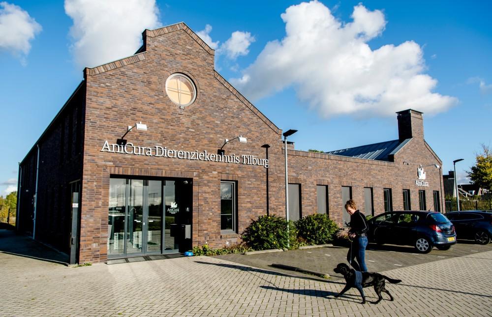 ingang dierenziekenhuis