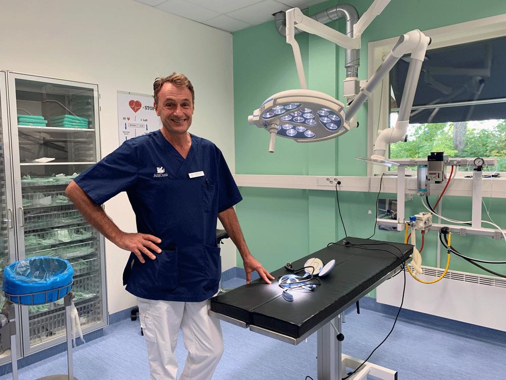 Veterinär Jesper Asp