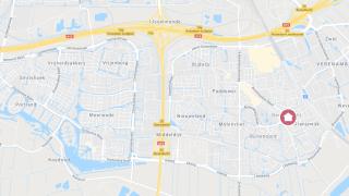 dierenarts barendrecht locatie maps