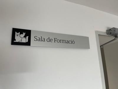 Sala de formación y Office