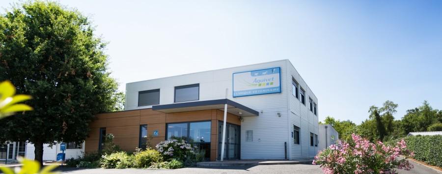 Centre Hospitalier Vétérinaire Aquivet à Eysines près de Bordeaux