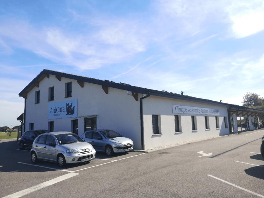 Clinique vétérinaire AniCura LorraineVet