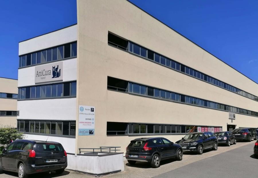 clinique vétérinaire de référés AniCura TRIOVet à Rennes