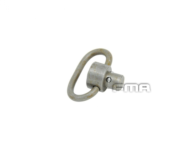 Anello cinghia QD in metallo