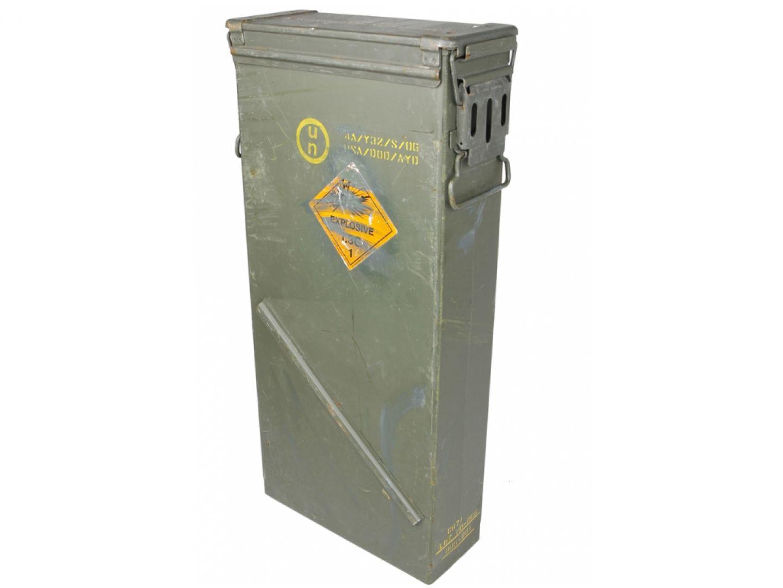 Cassetta porta munizioni large tipo 6