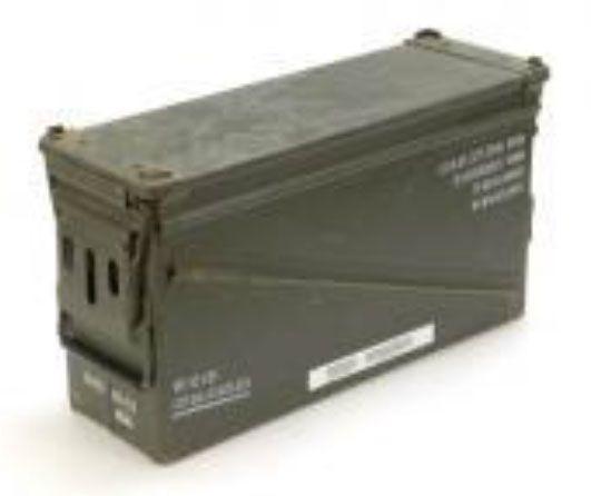 Cassetta porta munizioni large tipo 5