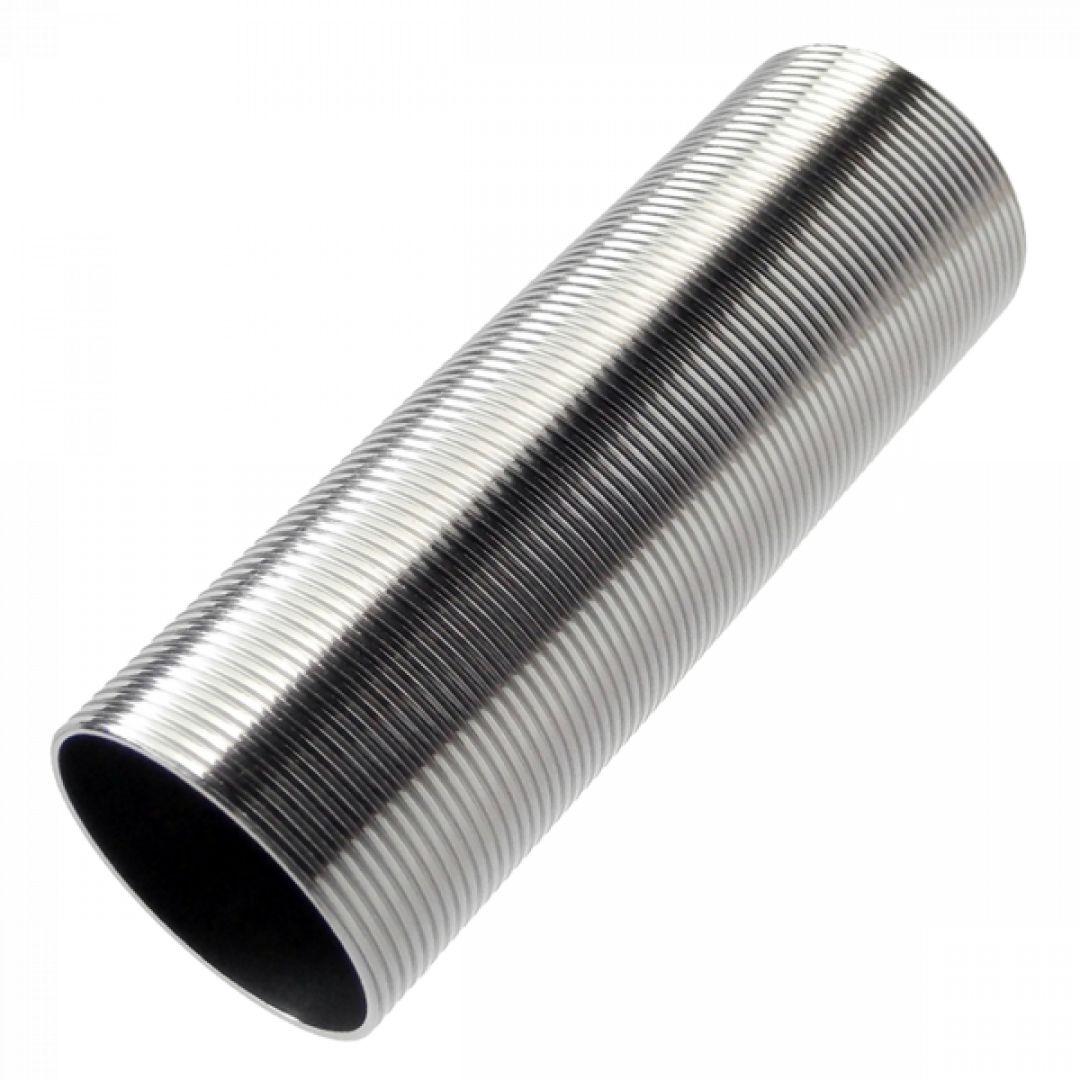 Cilindro tipo F in acciaio inox CNC