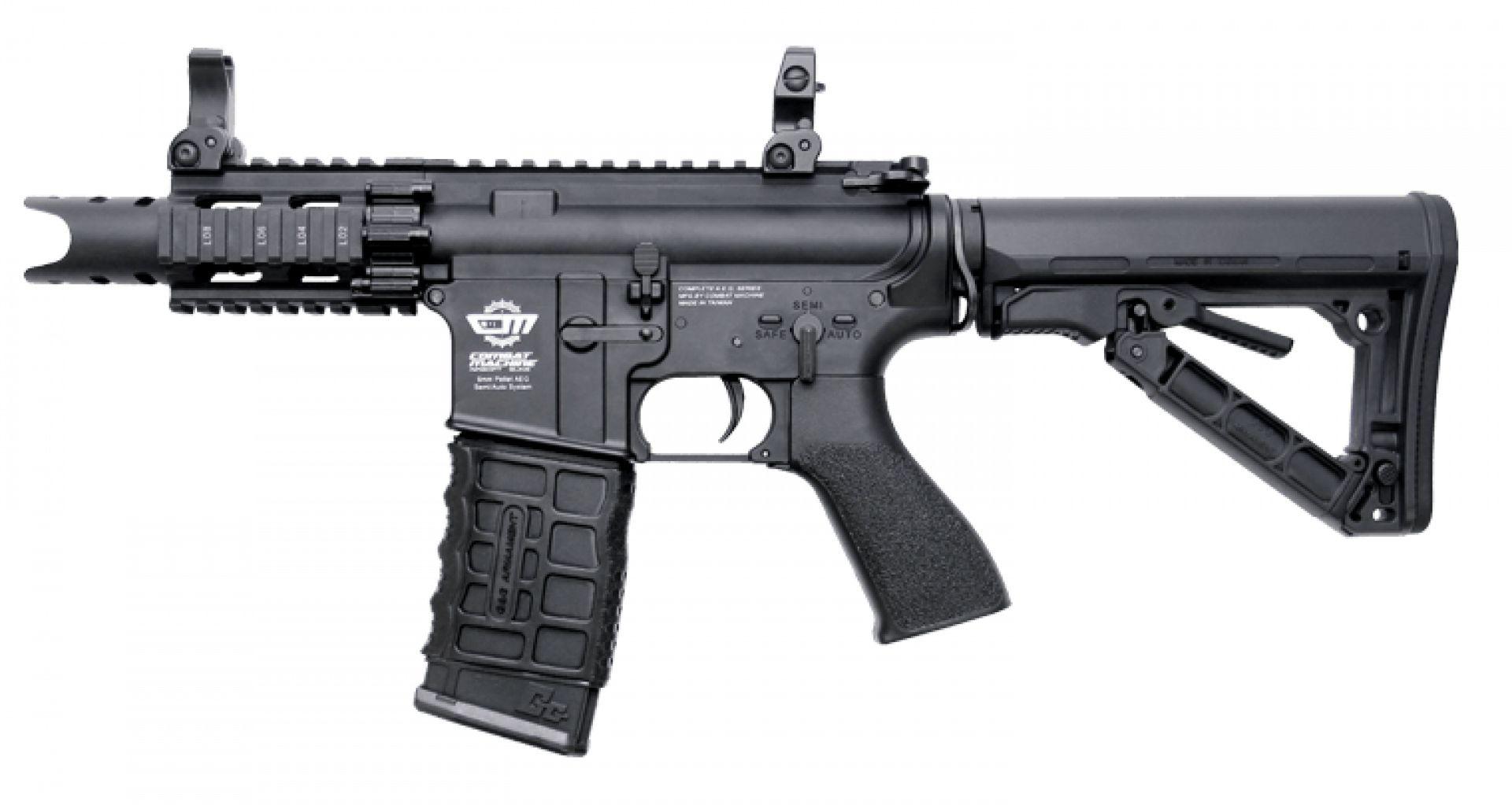 CM16 Firehawk BK