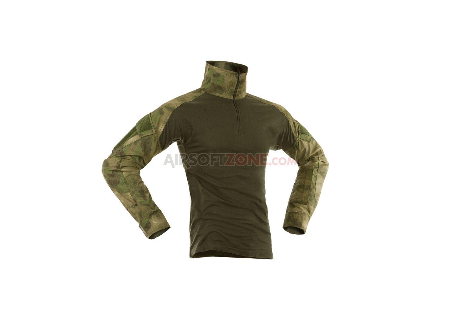 Combat shirt Everglade A-tacs fg style