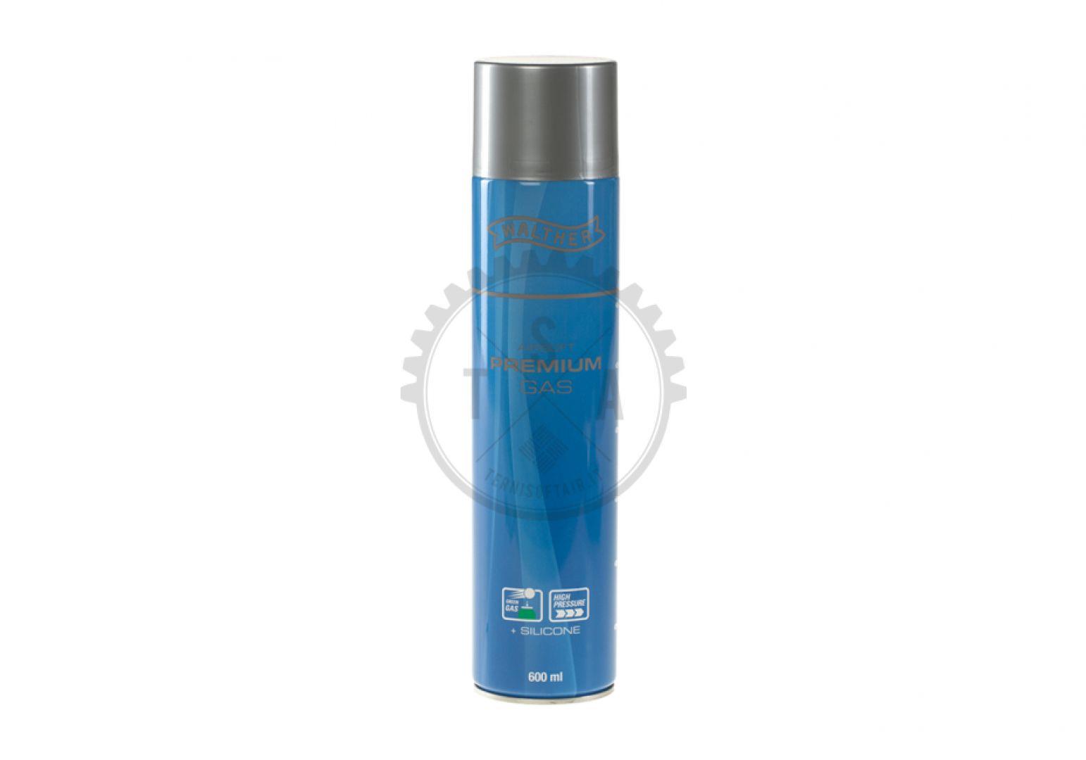 Gas walther green premium 600 ml