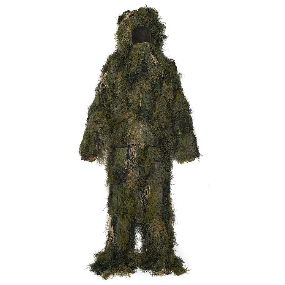 Ghillie suite woodland M/L
