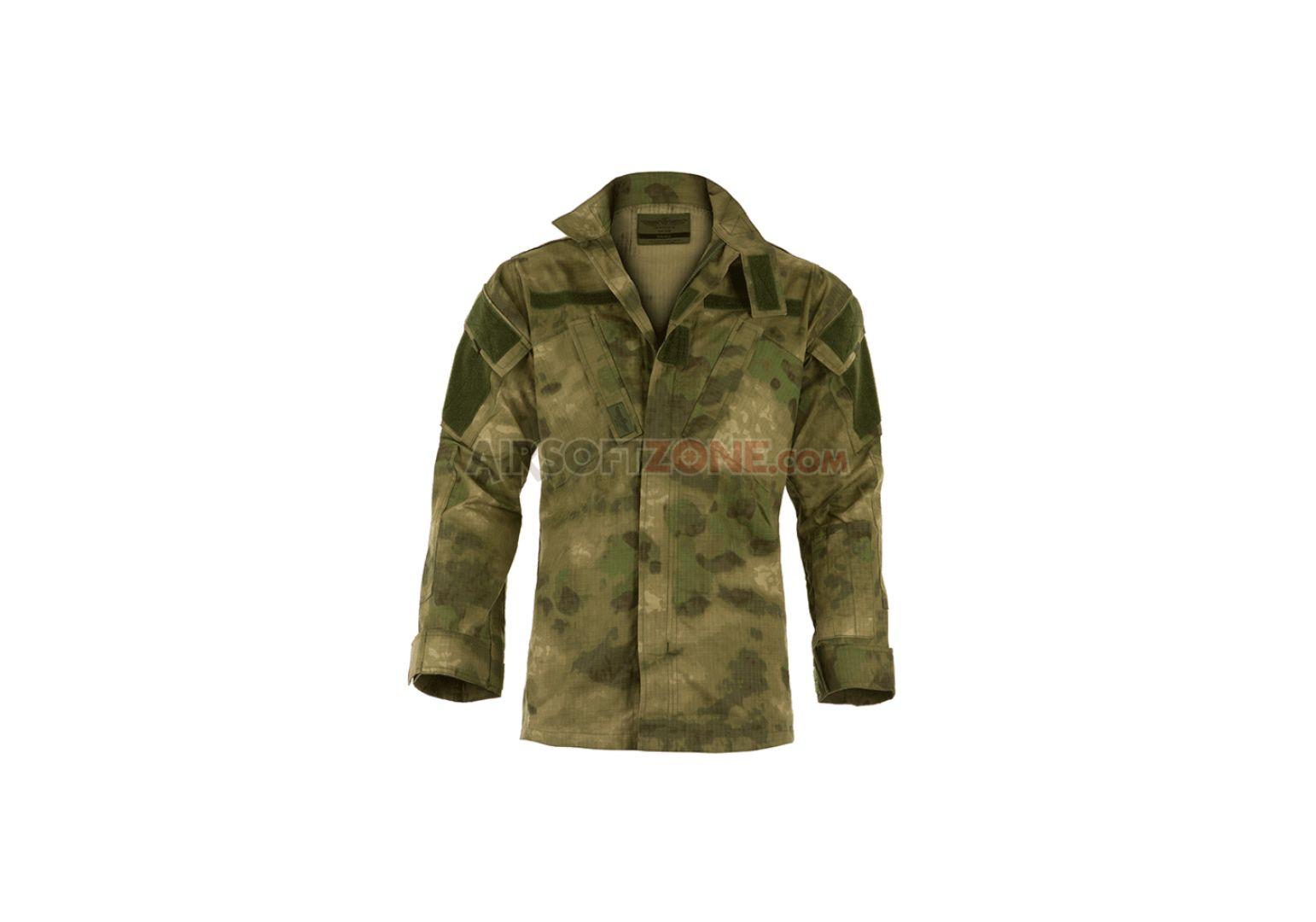 Giacca revenger tdu shirt Everglade A-tacs fg style