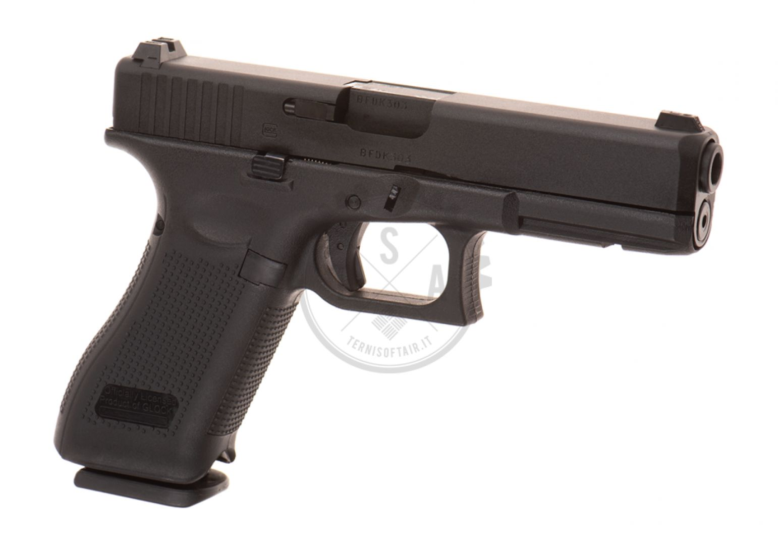 Glock 17 Gen 5 Metal Version GBB