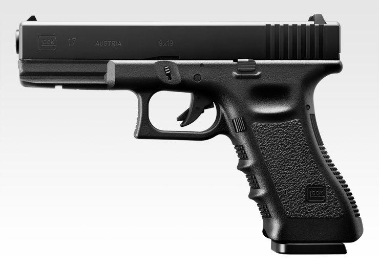 Glock 17 Generazione 3 BK