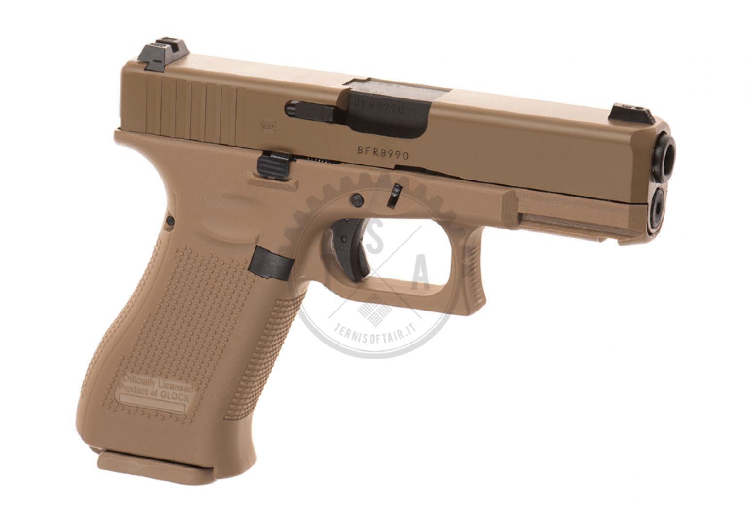 Glock 19X Metal Version GBB