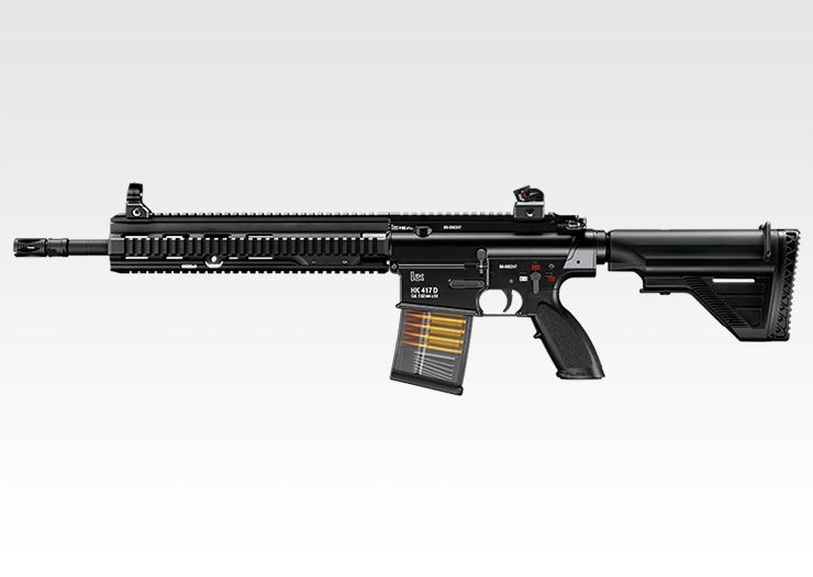 HK 417 D Early variant SRE
