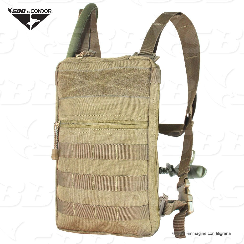 Hydration carrier molle CT