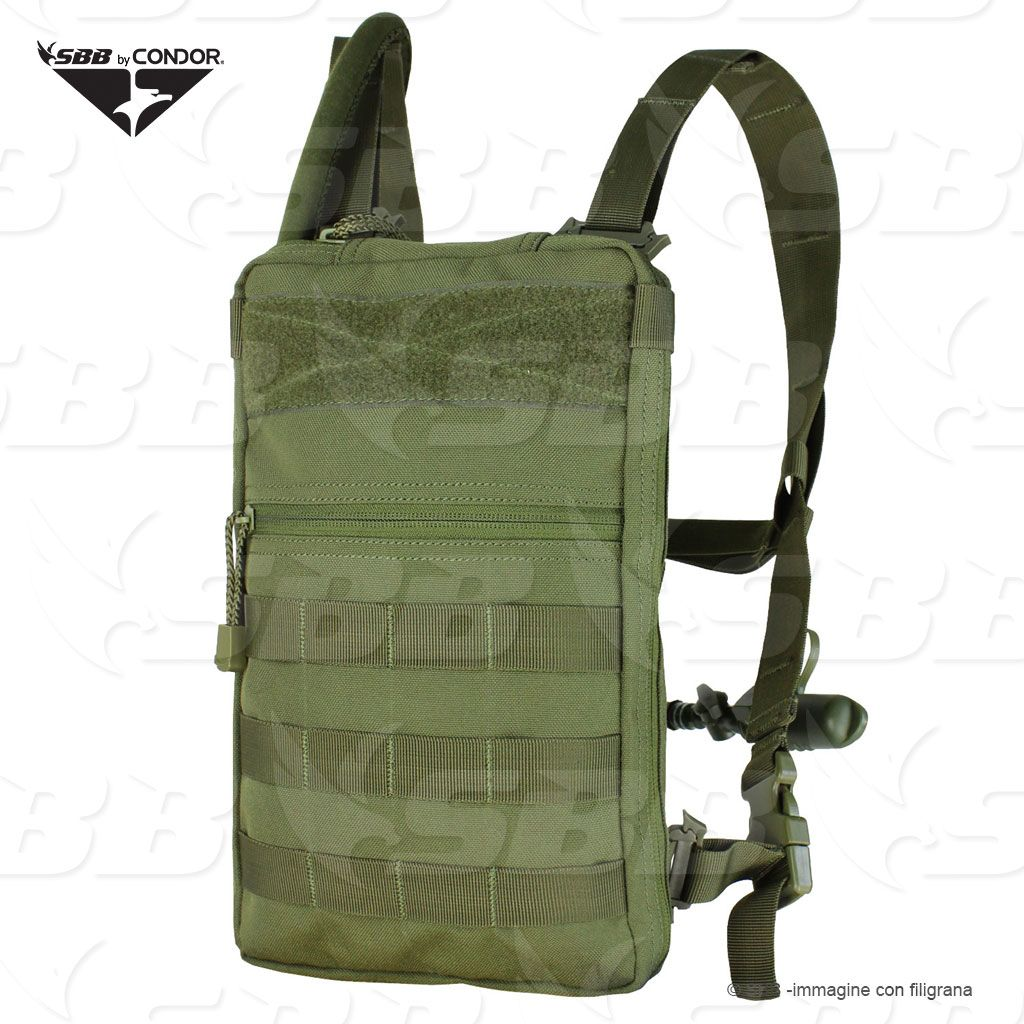 Hydration carrier molle OD