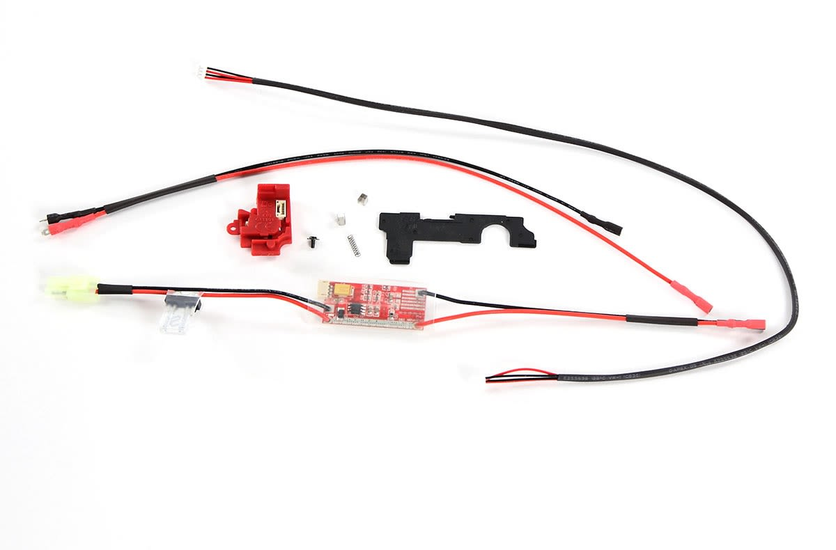 Kit mosfet/grilletto ETU V2