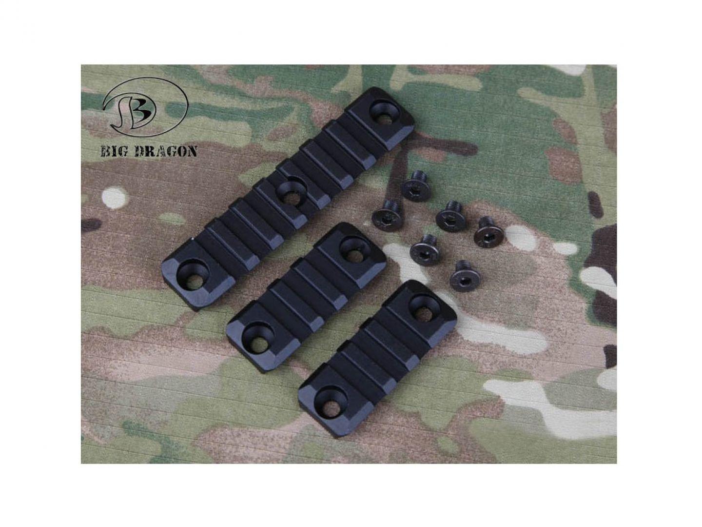 Kit slitte per frontale tipo Geisele HK416 BK