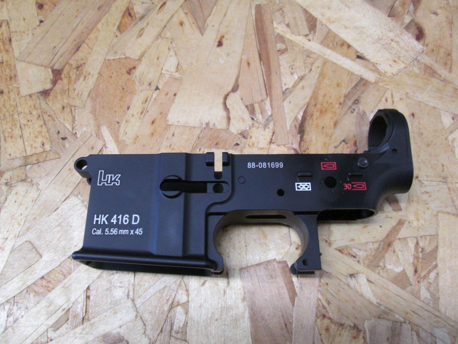 Lower recever 416D/416D Devgru SRE (416-34)