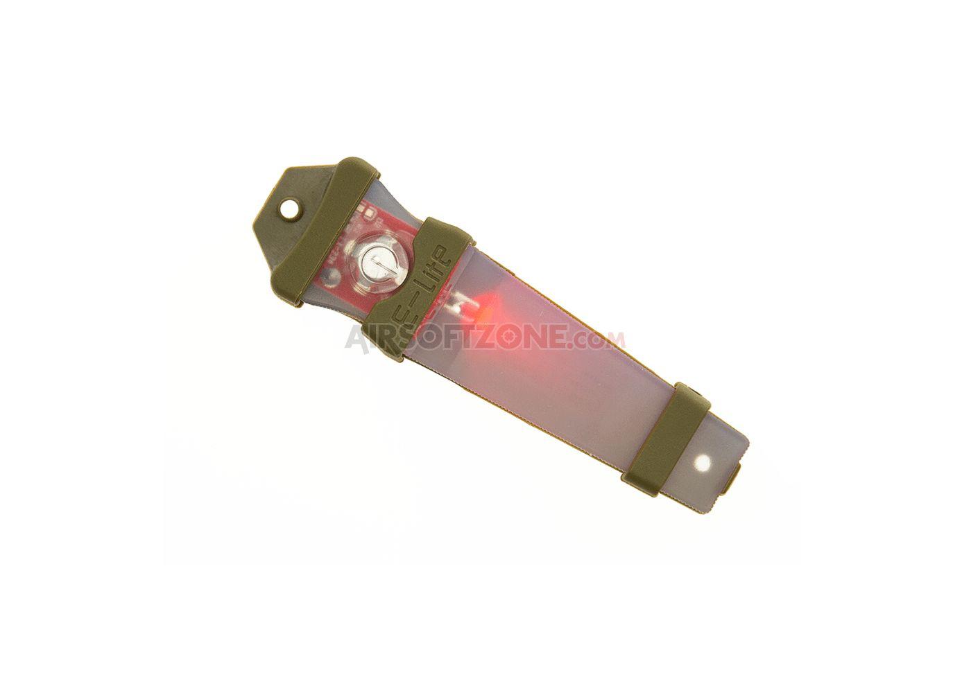 Luce VLT light EX244 rosso