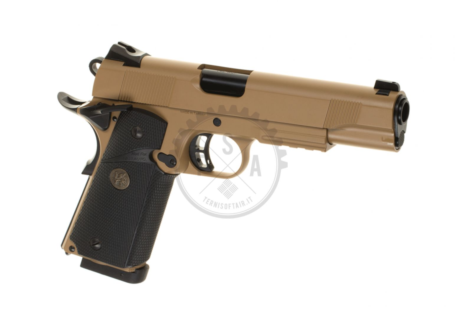 M1911 MEU full metal Co2 Desert tan