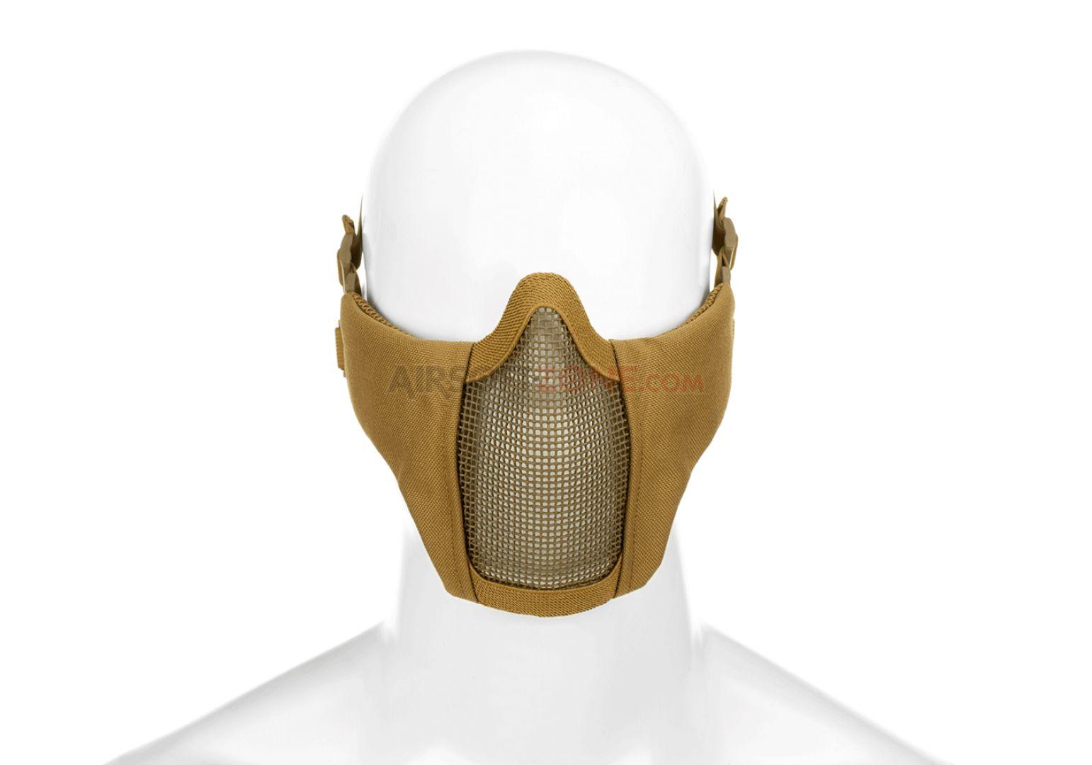 Mk.II maschera in metallo da elmetto Tan