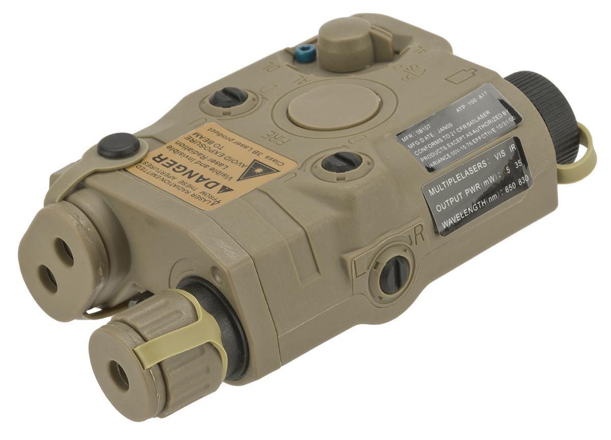 Navy Seal/Sof peq 15 (DE)