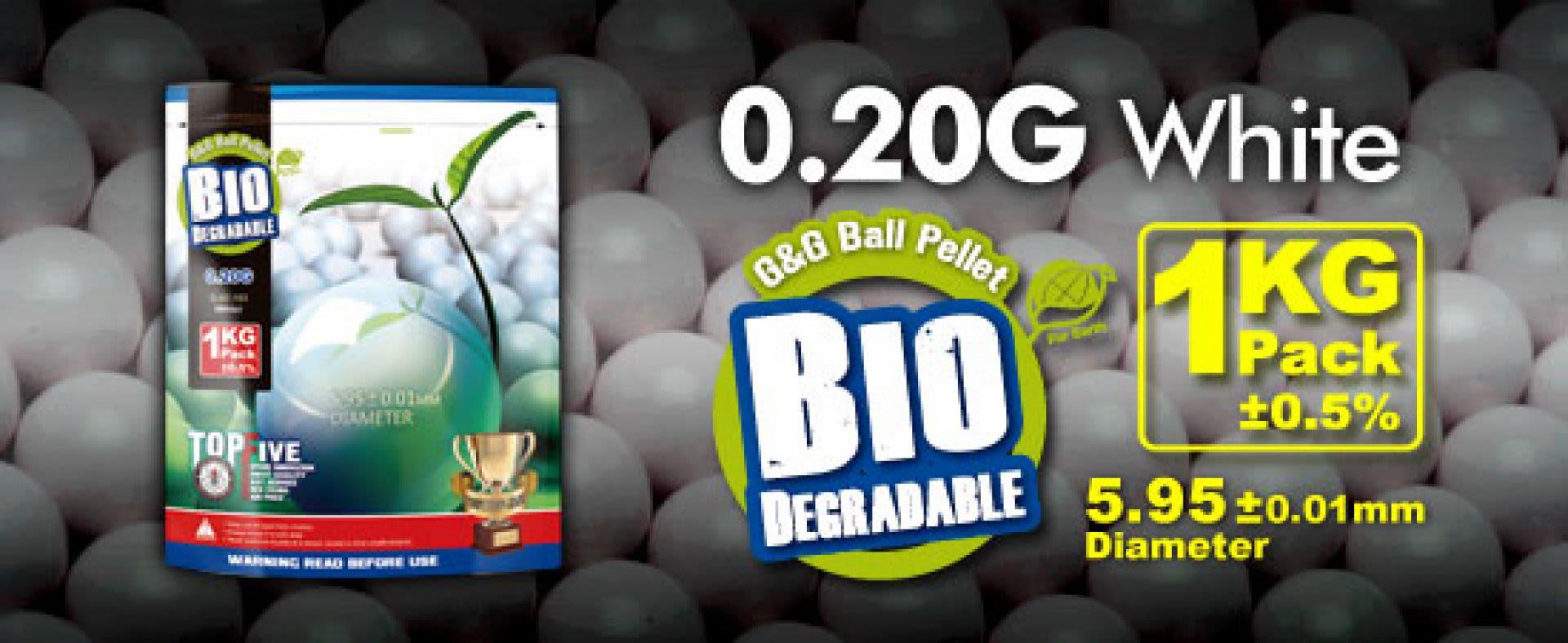 Pallini Bio 0.20 g. White