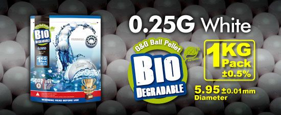 Pallini Bio 0.25 g. white