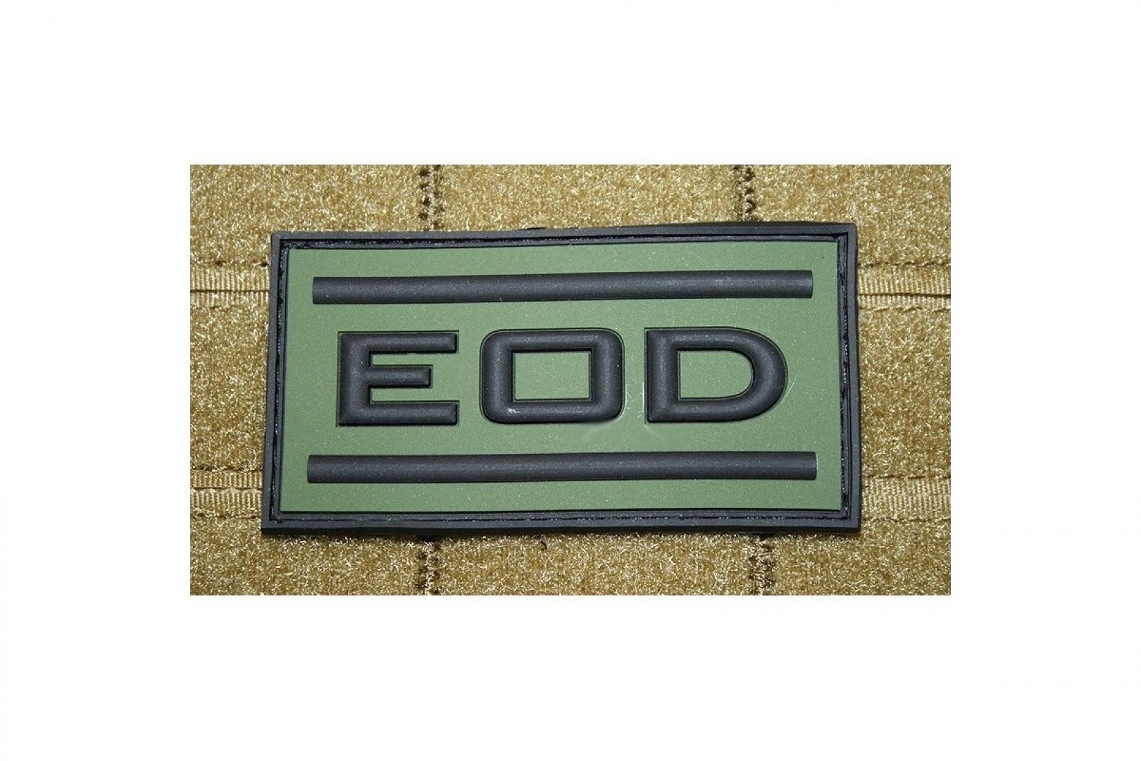 Patch Pvc EOD OD/BK
