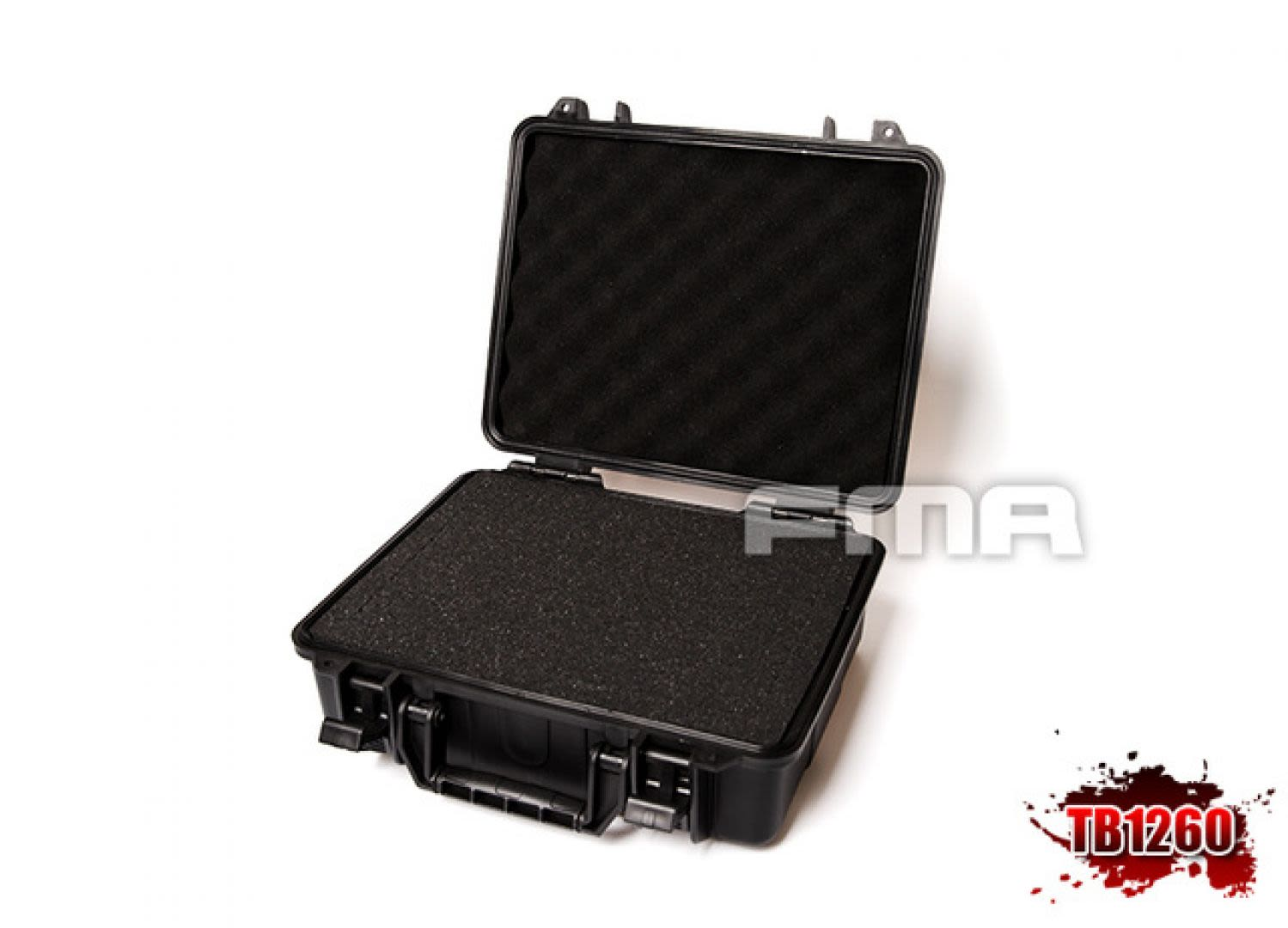 Tactical plastic case BK