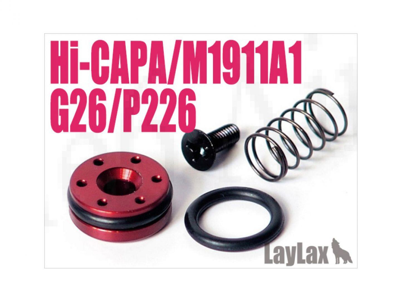 Testa pistone dyna per gbb hi-capa 5.1-4.3/M1911A1/P226/G26/G26advance