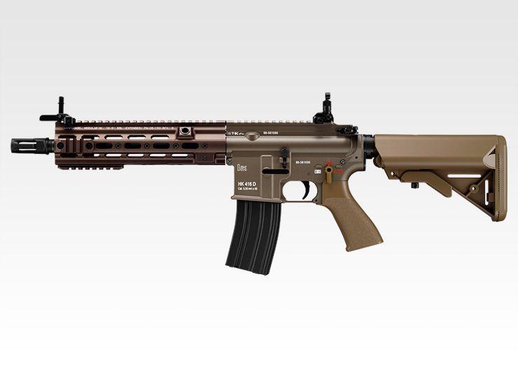HK 416 Delta Custom SRE