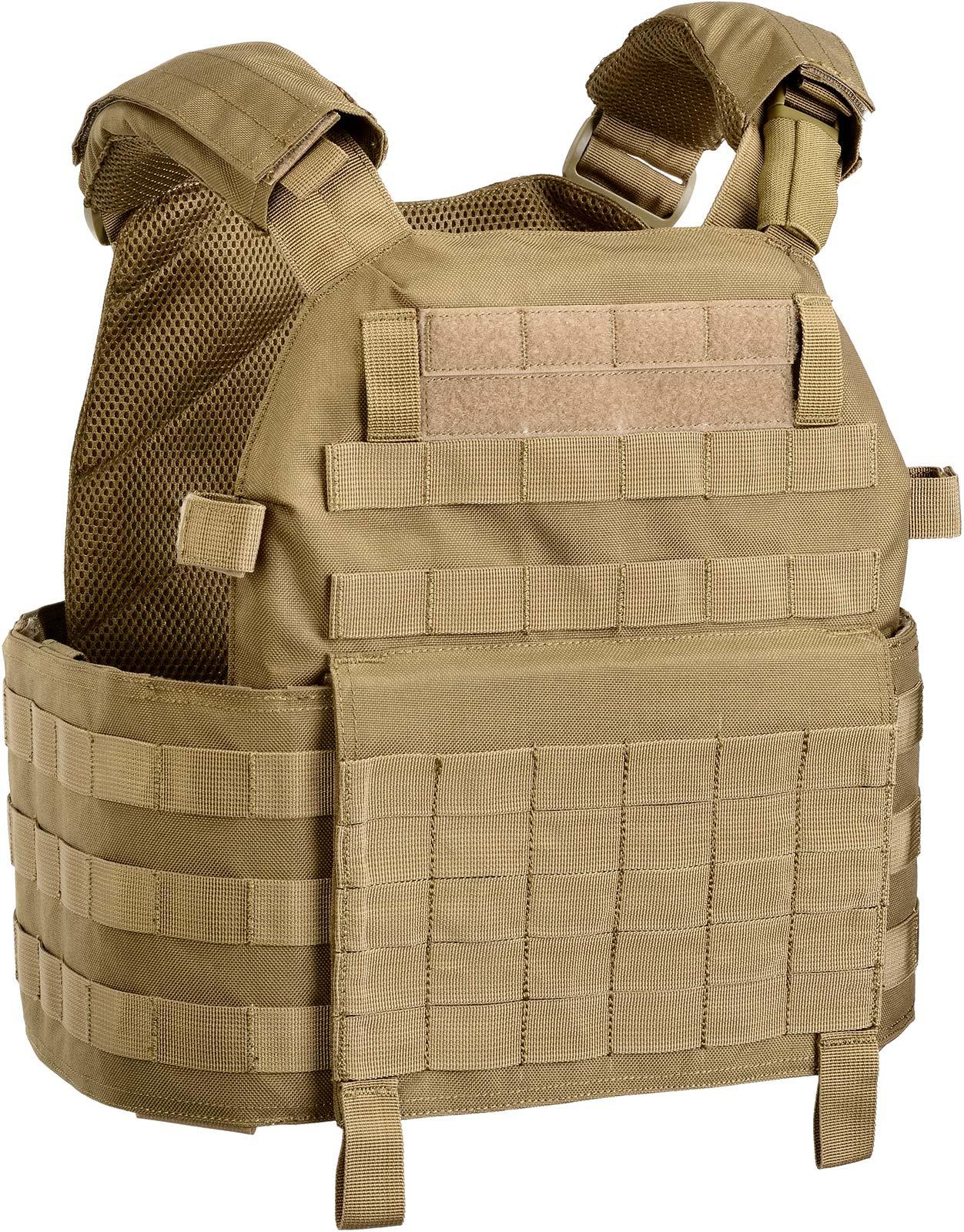 Vest carrier con belt CT