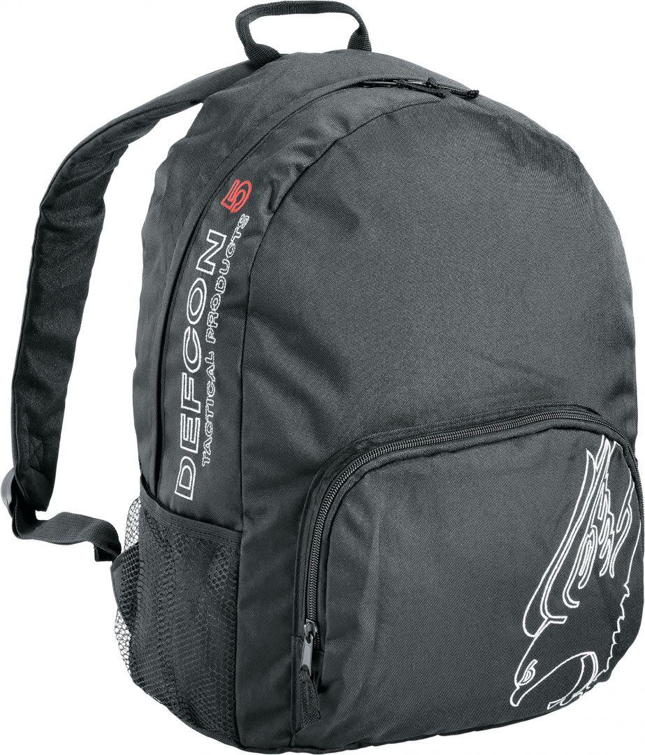 Zaino daypack 600 D BK