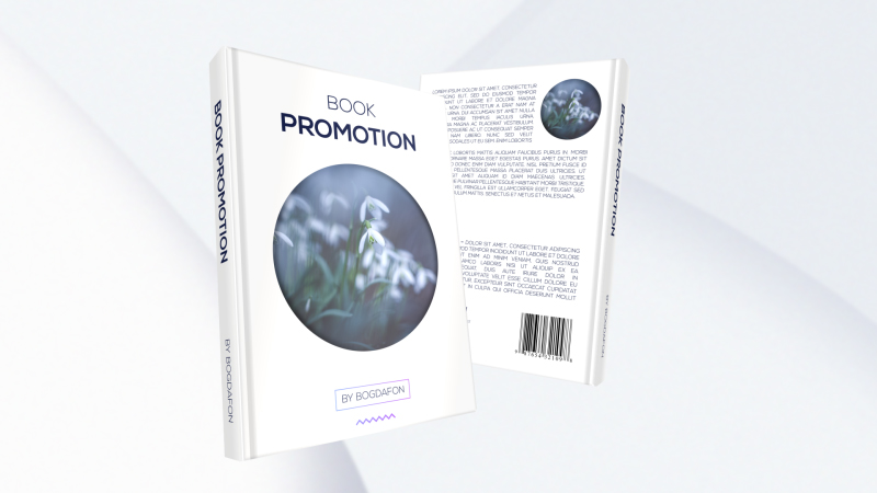 Book Promotion - 3