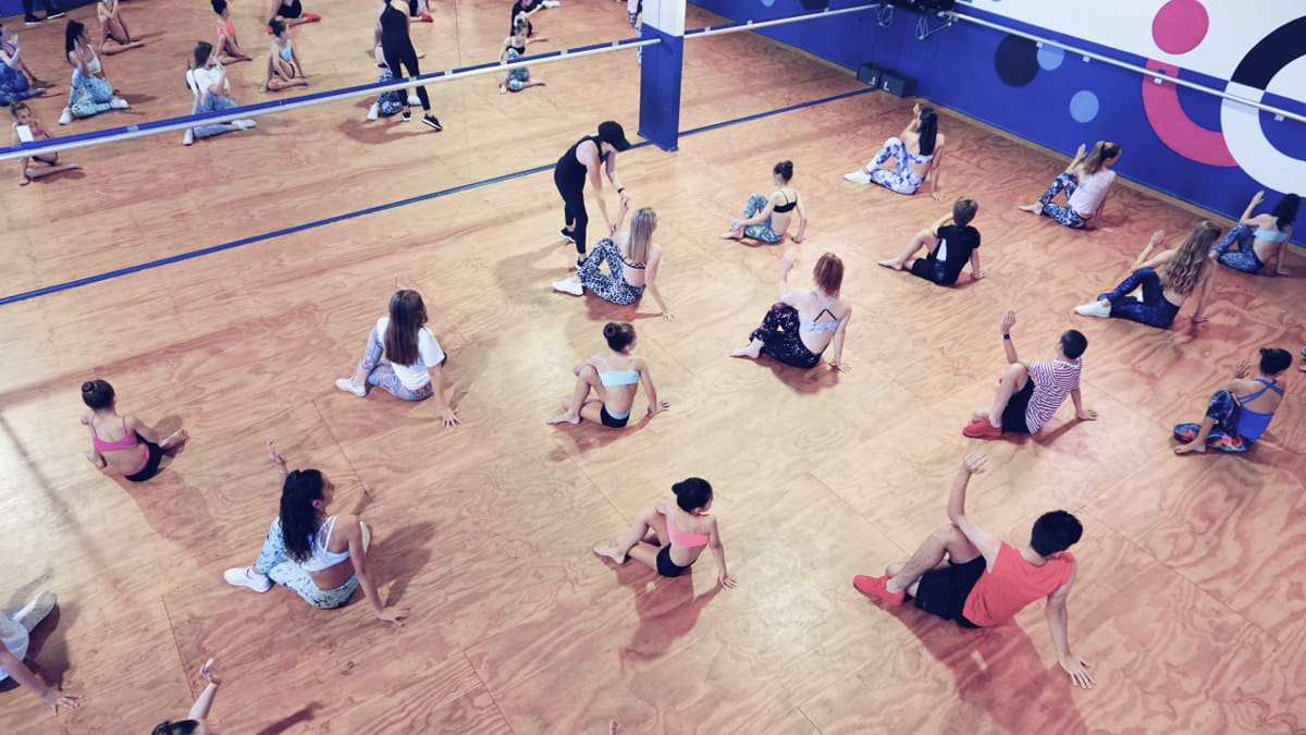 kids dance classes Gold Coast