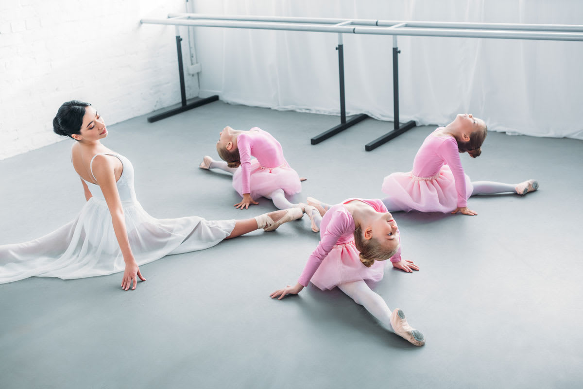 Kids Dance Classes on the Gold Coast