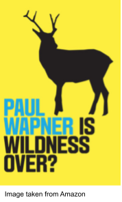 paul wapner wilder is over cover photo