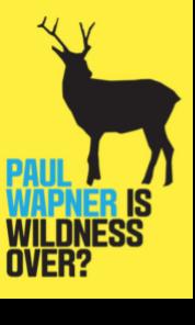 paul wapner wilder is over cover photo