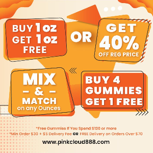 BUY 1 GET 1 FREE OR 40% OFF WHEN BUYING 1 OZ!!!!!