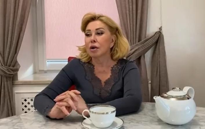 Любовь Успенская обратилась к поклонникам на фоне семейных трудностей