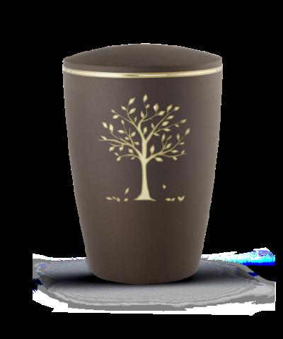 "Naturstoffurne ""Lebensbaum"""