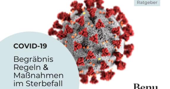 Computergenerierte Darstellung eines Corona-Virus